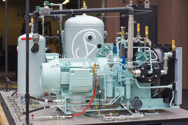Compressed Natural Gas Compressors by Sauer