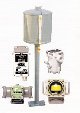 oil level control system