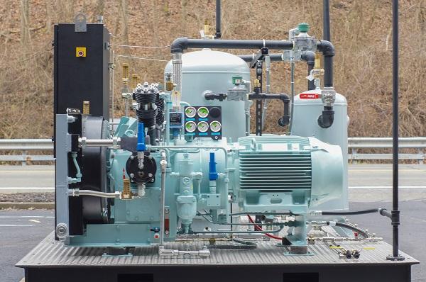 Sauer CNG Compressor