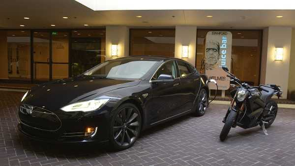 Electric Charging for Hotels