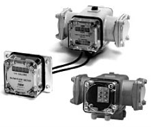 slow flow meter displays